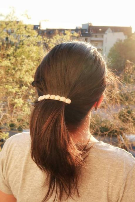 beaded hair pin-hair accessories-women accessories